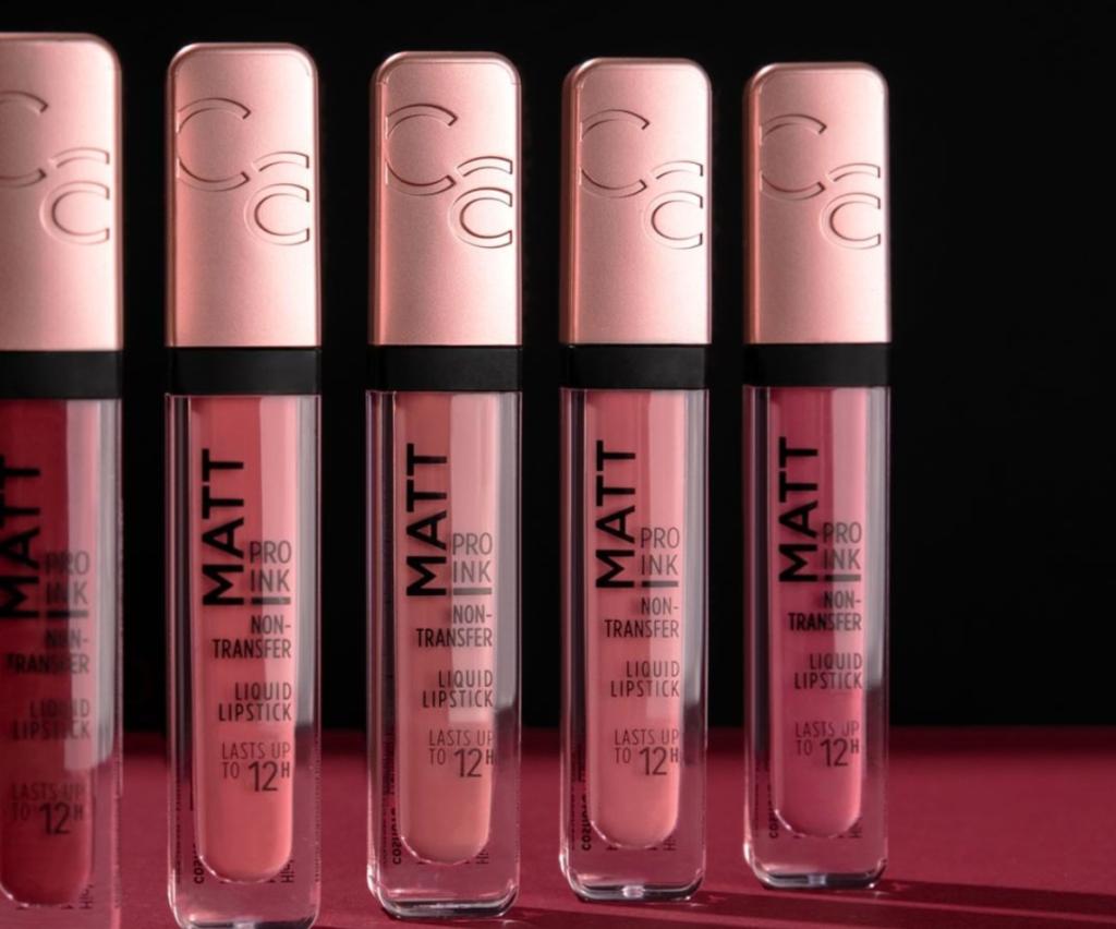 catrice matt liquid lipstick
