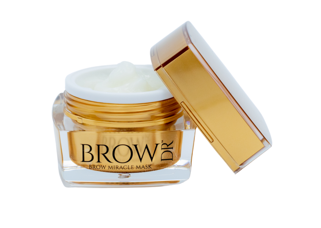 London Brow Dr Miracle Mask night time treatment for overnight use